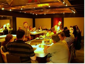 Teppan Edo Restaurant Orlando VillaDirect Vacation Homes