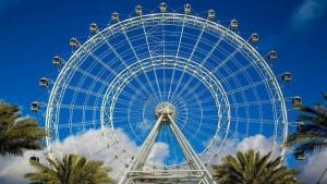 The Orlando Eye Orlando I-Drive 360