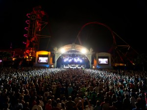 Universal Studios Mardi Gras Concert Lineup Music Plaza