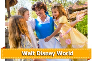 Walt Disney World Orlando tickets